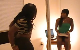 Shemale strip club auditions